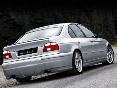 BMW E39 Bara Spate Mafia