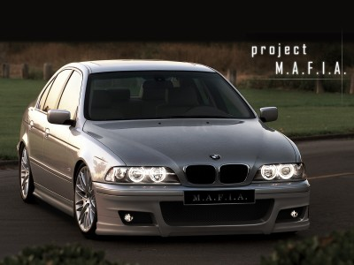 BMW E39 Body Kit Mafia