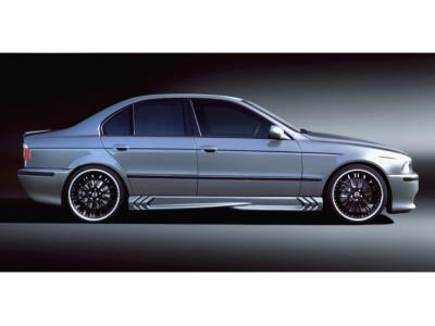 BMW E39 Dark Side Skirts