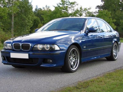 BMW E39 M5-Tech Front Bumper