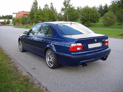 BMW E39 M5-Tech Rear Bumper
