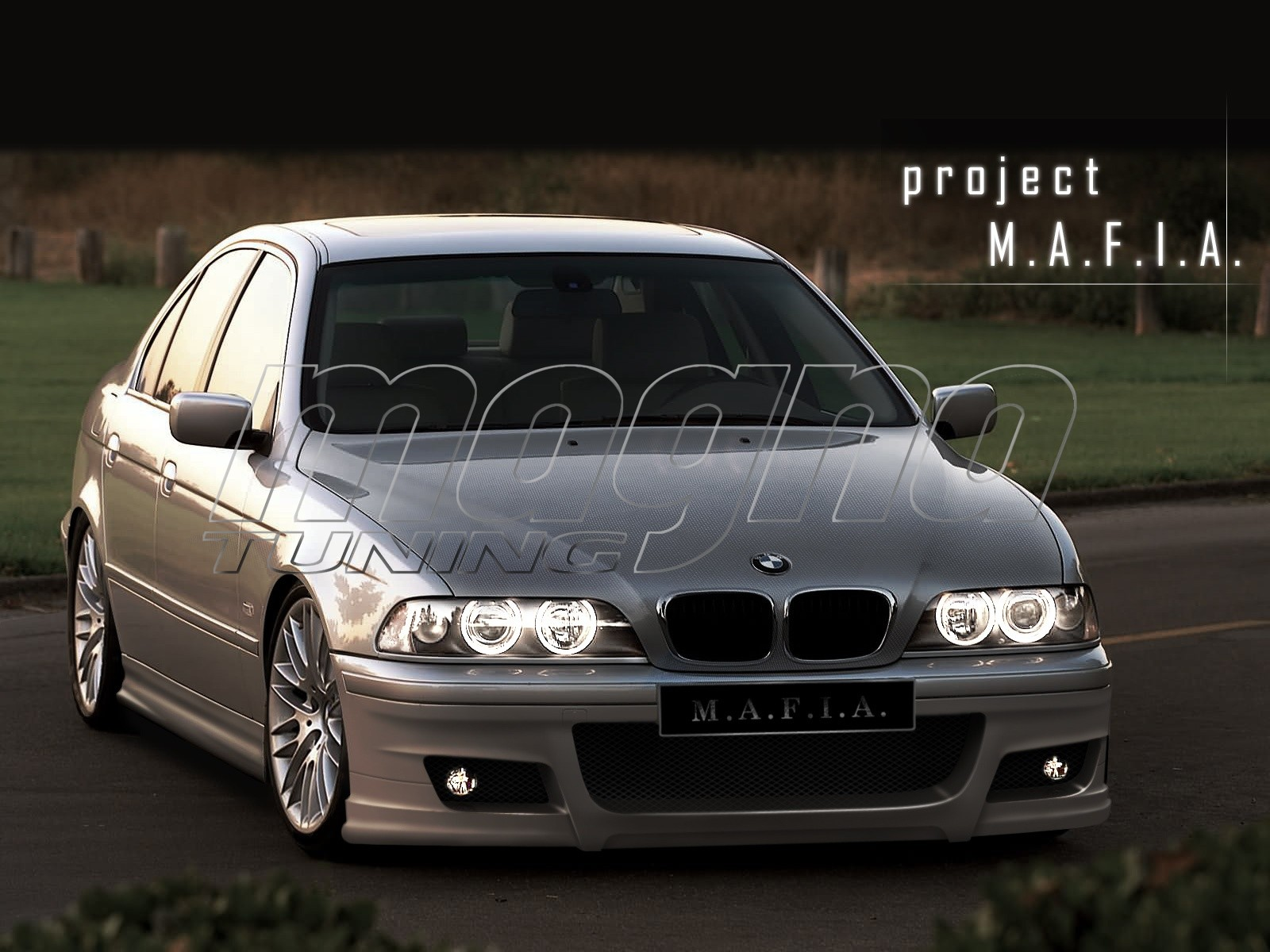 bmw e39 mafia body kit