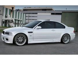 BMW E46 3D Seitenschwellern