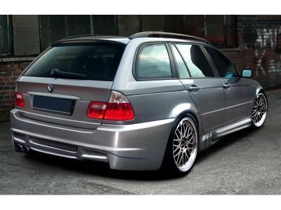 BMW E46 A2 Heckstossstange