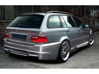 BMW E46 A2 Rear Bumper