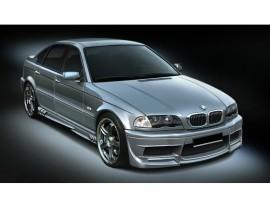 BMW E46 AX Front Bumper