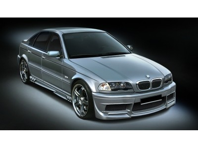 BMW E46 AX Side Skirts