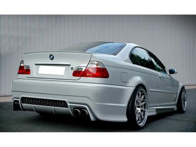 BMW E46 AX2 Heckstossstange