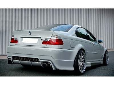 BMW E46 AX2 Rear Bumper
