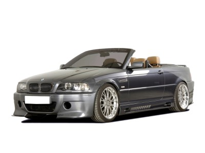 BMW E46 C-Look Side Skirts