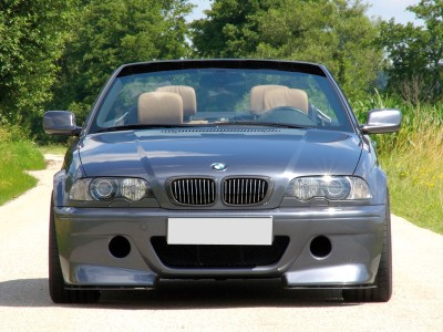 BMW E46 CSL-Line Body Kit