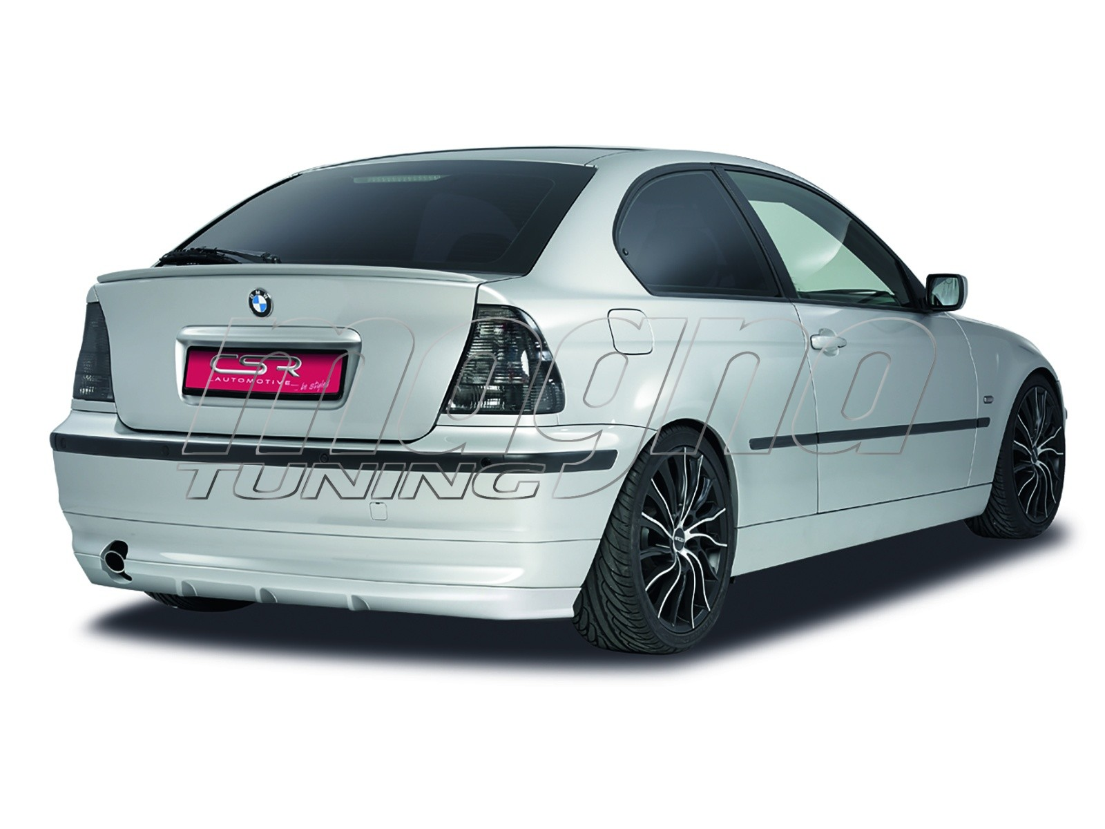 bmw e46 compact crono rear bumper extension. Black Bedroom Furniture Sets. Home Design Ideas