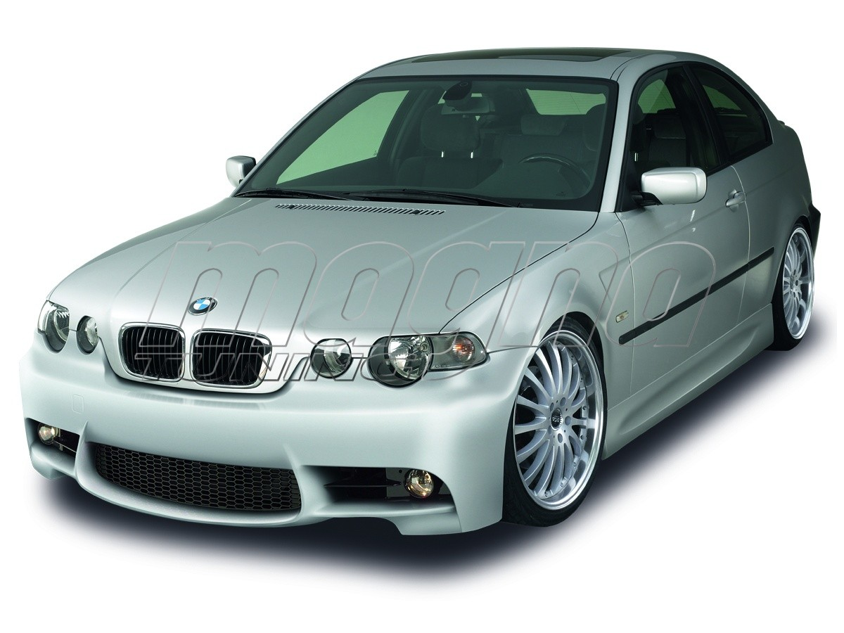 Bmw E46 Compact M Line Body Kit