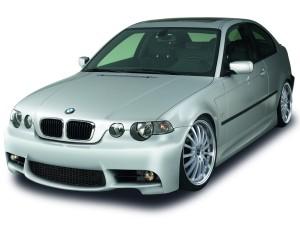 BMW E46 Compact M-Line Body Kit