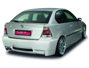 BMW E46 Compact M-Line Rear Bumper