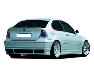 BMW E46 Compact RX Rear Bumper Extension