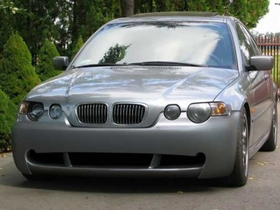 BMW E46 Compact Radical Front Bumper