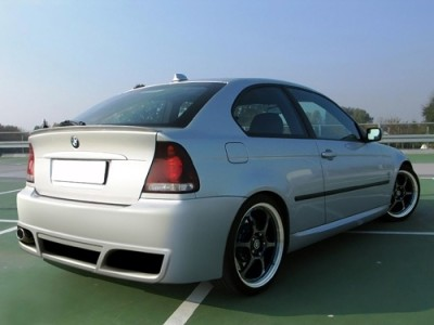 BMW E46 Compact Radical Rear Bumper