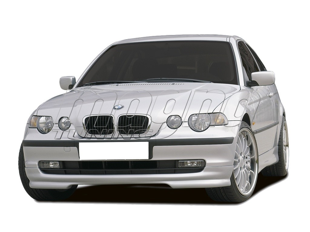 bmw e46 compact recto front bumper extension. Black Bedroom Furniture Sets. Home Design Ideas