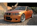 BMW E46 Compact Steel Front Bumper