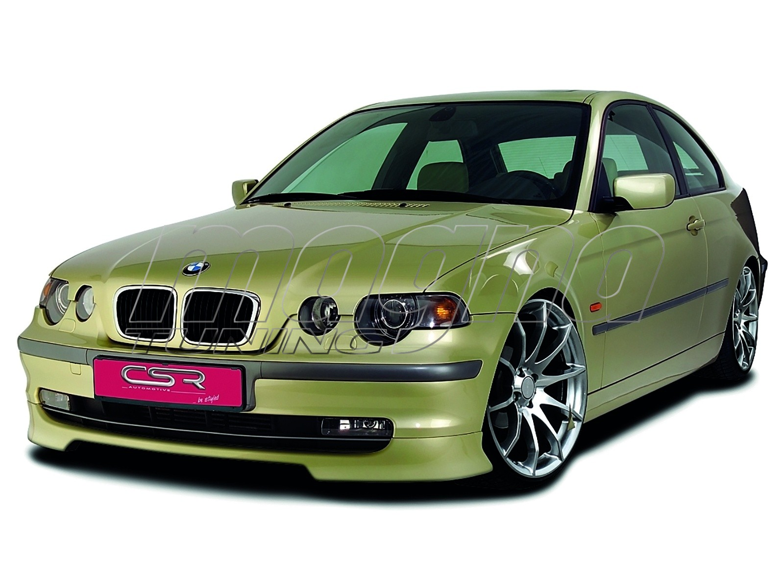 bmw e46 compact xl front bumper extension. Black Bedroom Furniture Sets. Home Design Ideas