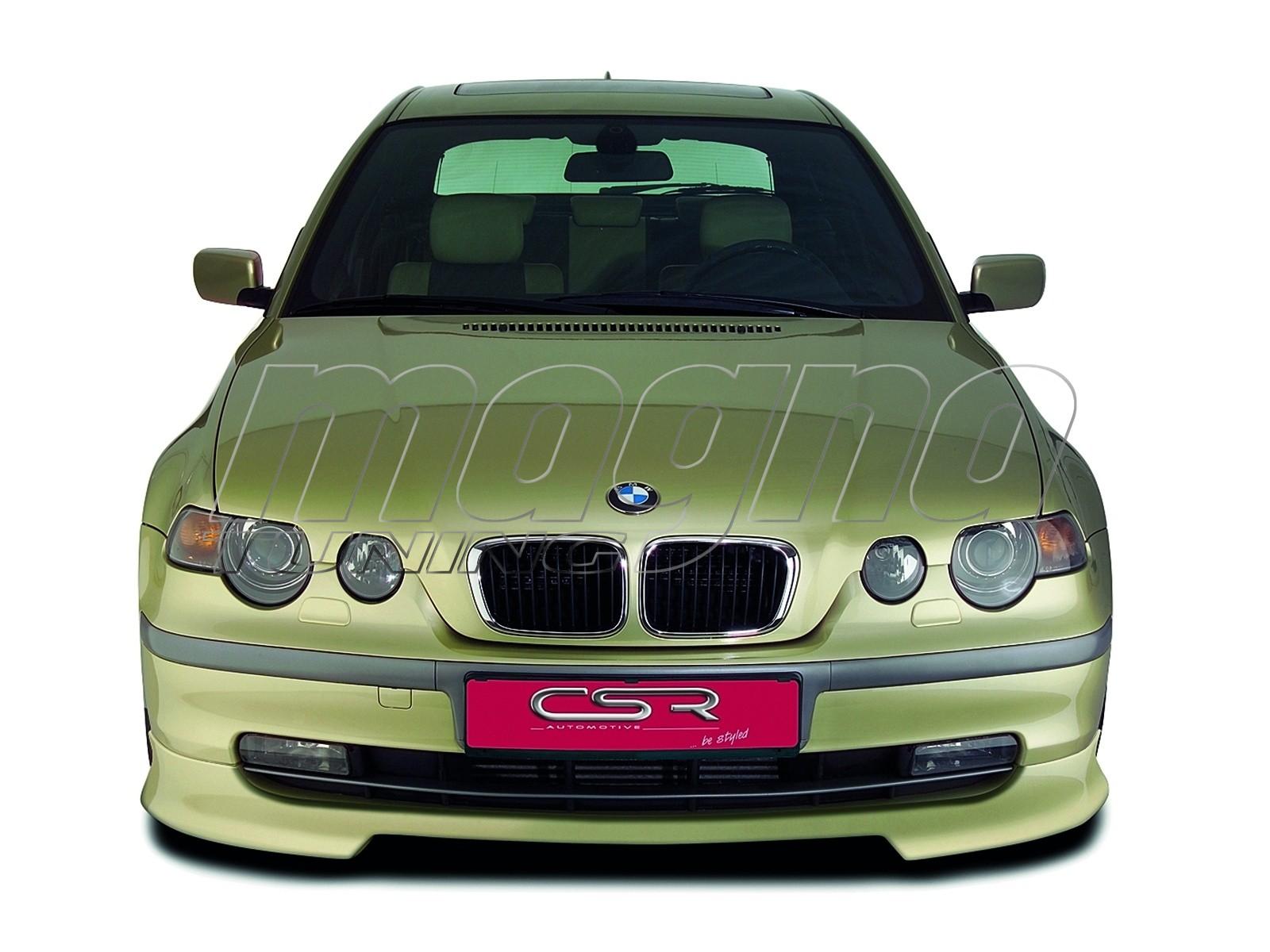 Bmw E46 Compact Xl Front Bumper Extension
