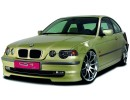 BMW E46 Compact XL Front Bumper Extension