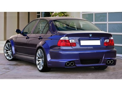 BMW E46 Cosmos Rear Wheel Arch Extensions