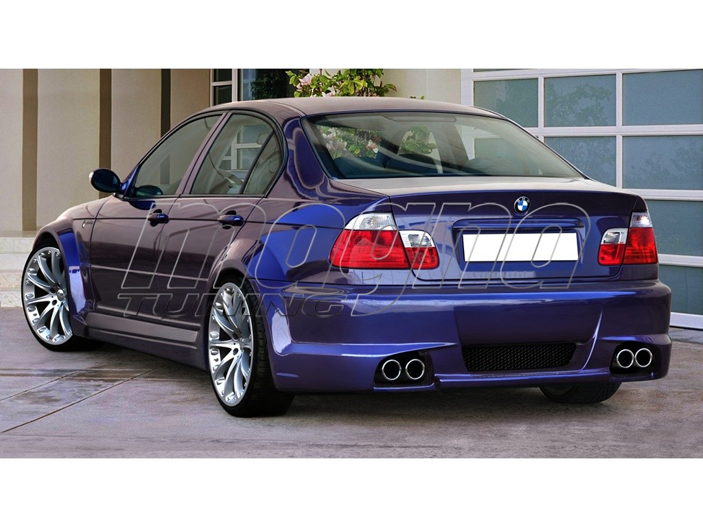 Bmw E46 Cosmos Wide Body Kit