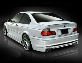 BMW E46 Coupe A3 Heckstossstange