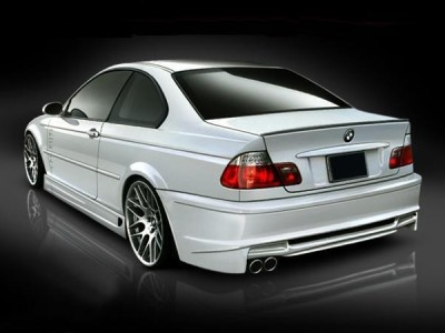 BMW E46 Coupe A3 Rear Bumper