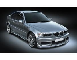 BMW E46 Coupe AX Front Bumper