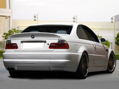 BMW E46 Coupe Torque Rear Bumper
