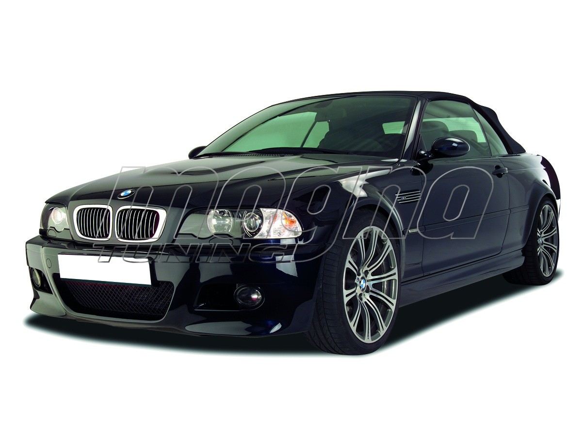 bmw e46 coupe xl line front bumper. Black Bedroom Furniture Sets. Home Design Ideas