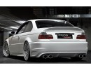 BMW E46 Coupe/Cabrio Bara Spate Exclusive