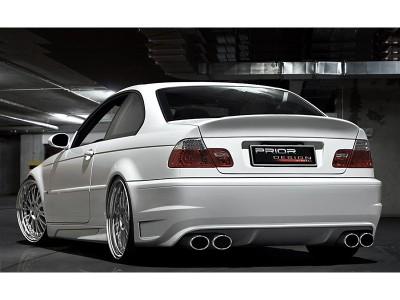 BMW E46 Coupe/Convertible E2 Rear Bumper