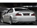 BMW E46 Coupe/Convertible Exclusive Rear Bumper