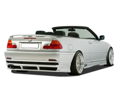 BMW E46 Coupe/Convertible M-Line Rear Bumper Extension