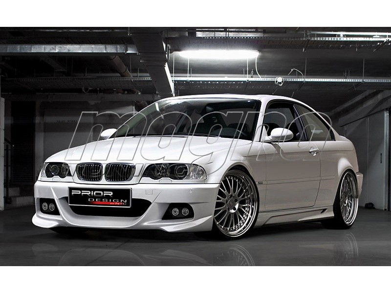 Bmw E46 Coupe Convertible Exclusive Body Kit