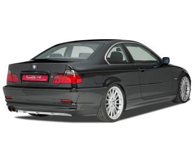 BMW E46 Cryo Heckansatz