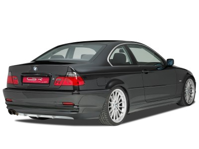 BMW E46 Cryo Rear Bumper Extension