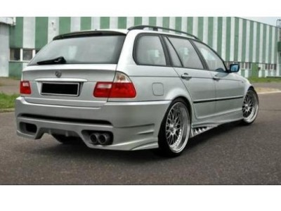 BMW E46 DJX Side Skirts