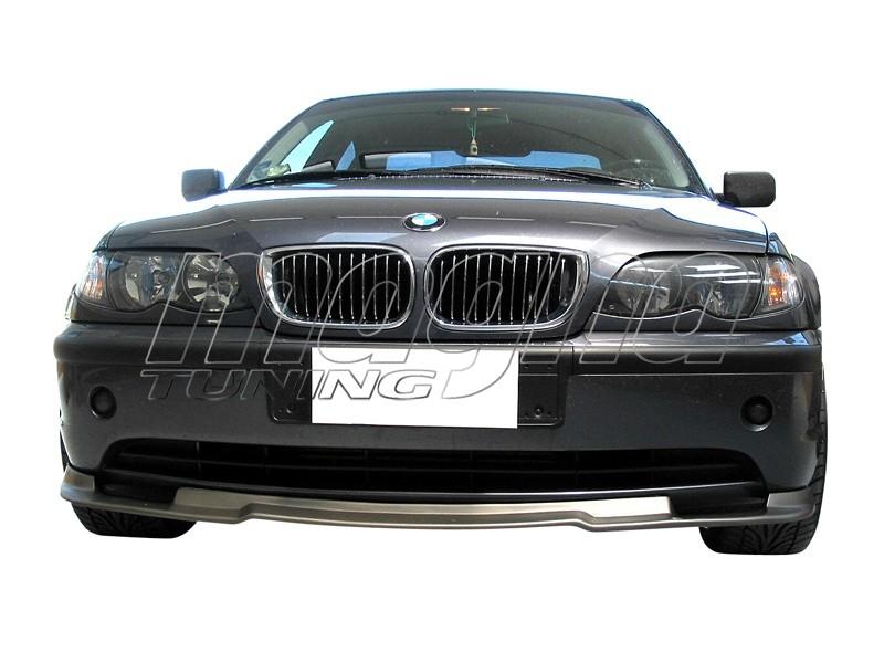 Bmw E46 Dtm Style Front Bumper Extension