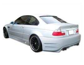 BMW E46 Dual-M Heckstossstange
