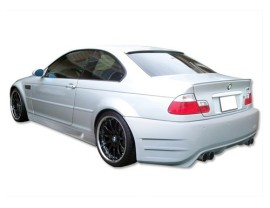 BMW E46 Dual-M Rear Bumper
