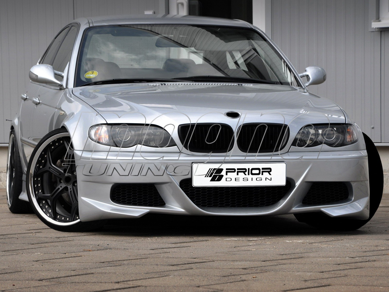 Bmw E46 Exclusive Body Kit