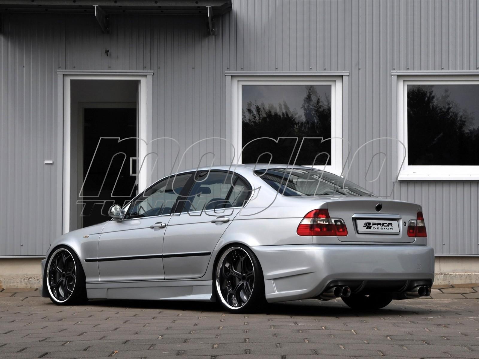 BMW E46 Exclusive Body Kit