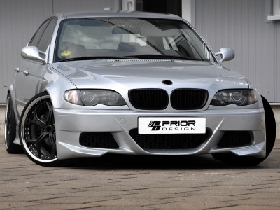 BMW E46 Exclusive Front Bumper