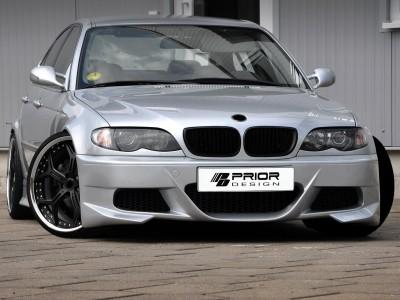 BMW E46 Exclusive Frontstossstange