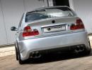BMW E46 Exclusive Rear Bumper